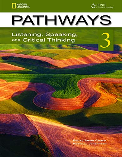 9781133307631: Pathways 3: Listening, Speaking, and Critical Thinking: Text with Online Access Code