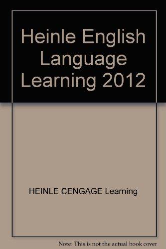 Heinle English Language Learning 2012: HEINLE CENGAGE Learning