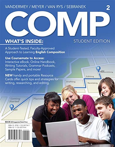 9781133307747: COMP (with English CourseMate with eBook Printed Access Card)