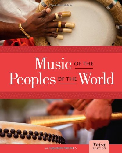 9781133307945: Music of the Peoples of the World