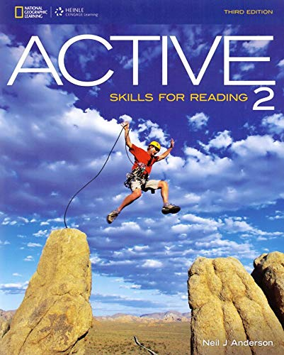 9781133308034: Active Skills for Reading 2