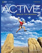9781133308058: Active Skills for Reading - Level 2 - Audio CDs ( 3rd ed )