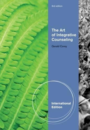 9781133308751: The Art of Integrative Counseling, International Edition