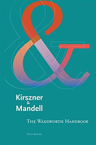 The Wadsworth Handbook: Kirszner, Laurie G.; Mandell, Stephen R.