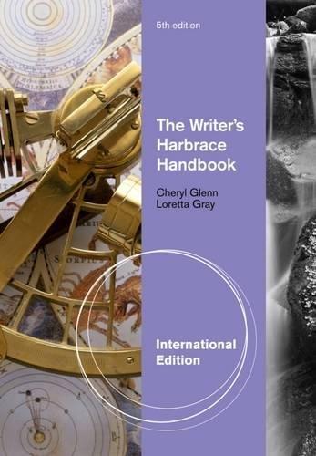 9781133308829: The Writer's Harbrace Handbook, International Edition
