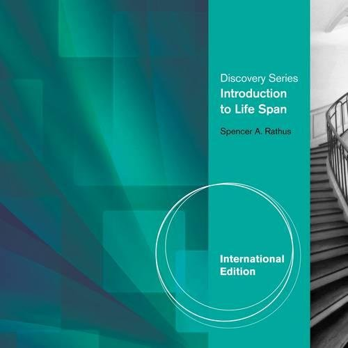 9781133308997: Introduction to Lifespan. Spencer Rathus (Discovery)