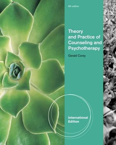 9781133309154: Theory And Practice Of Counseling And Psychotherapy 9Th Ed.