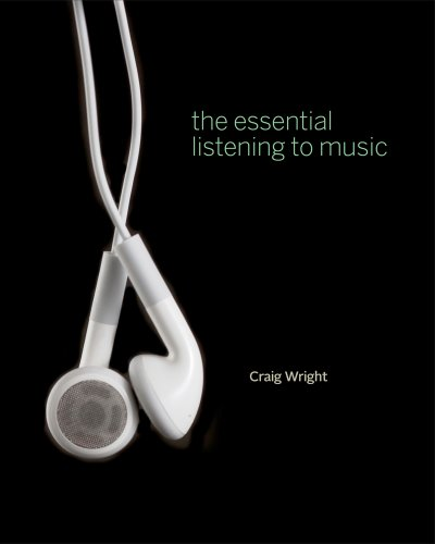 9781133309208: The Essential Listening to Music (Book Only)