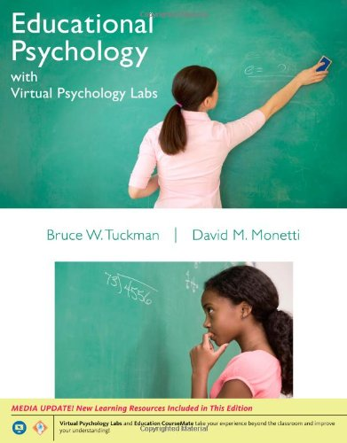 9781133309260: Educational Psychology with Virtual Psychology Labs (New 1st Editions in Education)