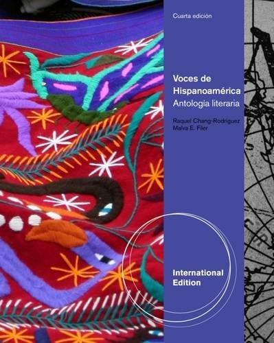 9781133309406 Voces De Hispanoamerica International