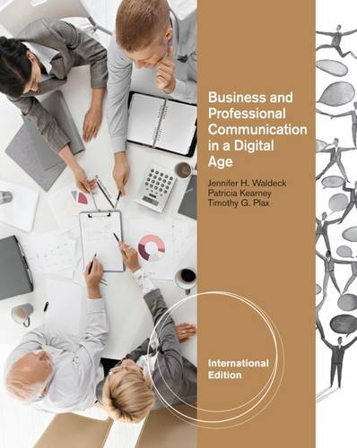 9781133309840: Business and Professional: Communication in a Digital Age
