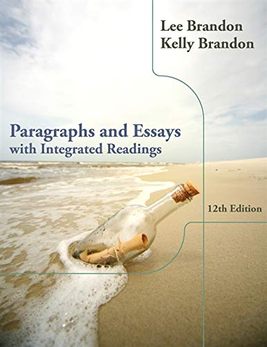 9781133309994: Paragraphs and Essays: With Integrated Readings