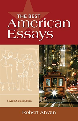 9781133310341: The Best American Essays, College Edition