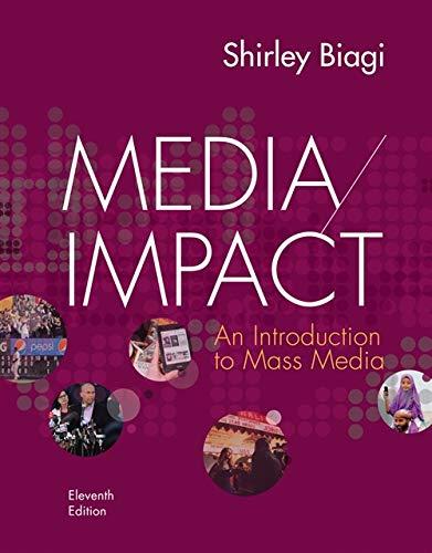 Media/Impact: An Introduction to Mass Media: Biagi, Shirley