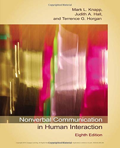 9781133311591: Nonverbal Communication in Human Interaction