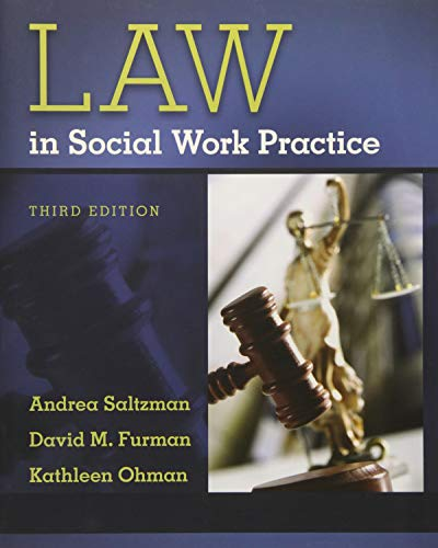 Stock image for Law in Social Work Practice for sale by BooksRun
