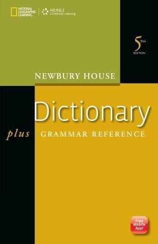 Newbury House Dictionary plus Grammar Ref (w/Access): Rideout