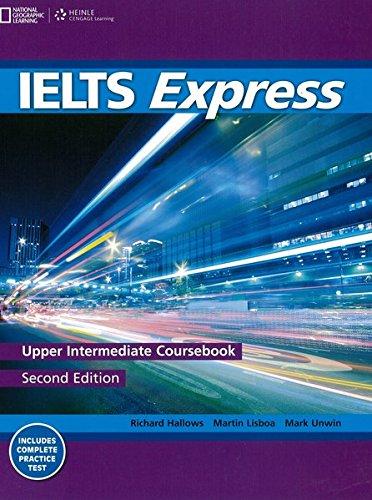 9781133313021: IELTS Express Upper Intermediate Coursebook