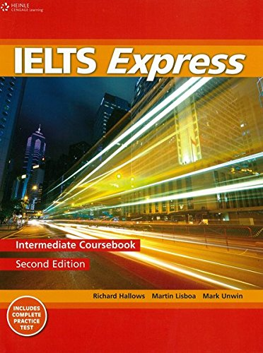 9781133313069: Ielts express intermediate. Student's book. Per le Scuole superiori