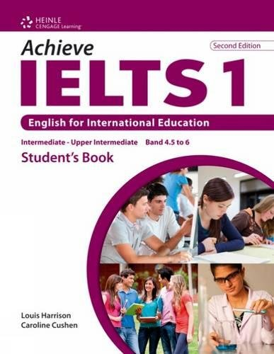 9781133313199: Achieve IELTS 1: English for International Education