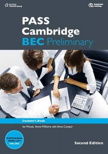 9781133313205: PASS Cambridge BEC Preliminary