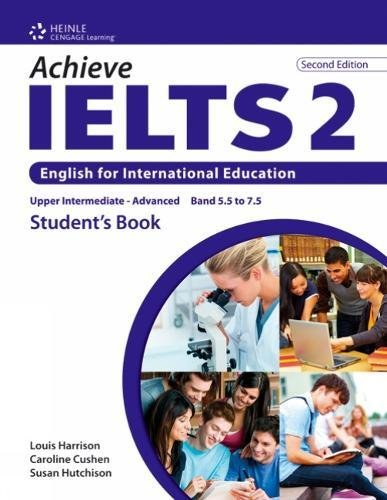 9781133313878: Achieve Ielts 2: English for International Education