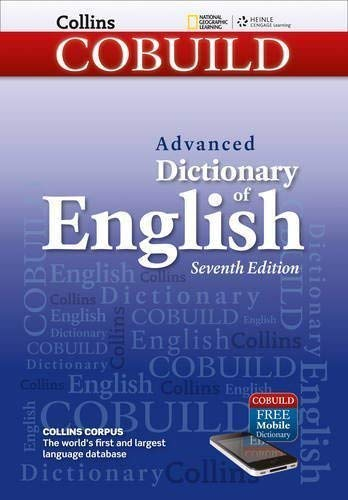 Collins COBUILD Advanced Dictionary of English (Collins: Collins COBUILD