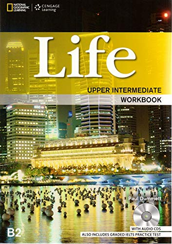 Life Upper Intermediate: Workbook with Key and Audio CD (9781133315469) by Helen Stephenson; Paul Dummett; John Hughes
