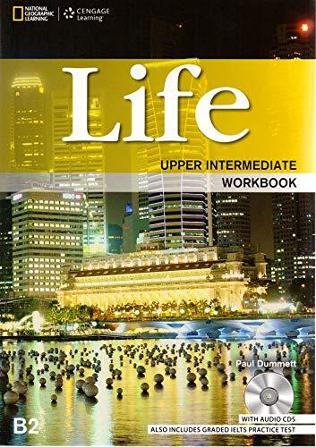 9781133315469: Life Upper Intermediate: Workbook with Key and Audio CD