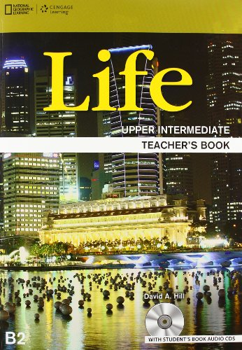 9781133315476: Life - First Edition B2.1/B2.2: Upper Intermediate - Teacher's Book + Audio-CD