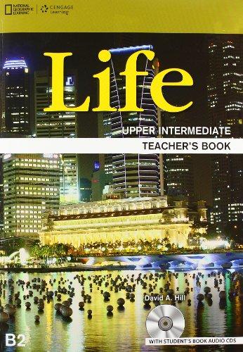 9781133315476: Life Upper Intermediate: Teacher's Book with Audio CD