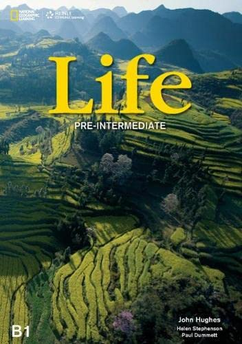 9781133315704: Life Pre-Intermediate with DVD (Life (British English))