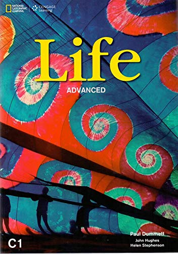 9781133315735: Life Advanced with DVD