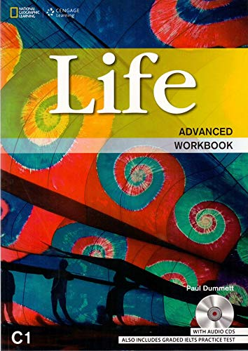 9781133315766: LIFE ADVANCED WORKBOOK+AUDIO CD