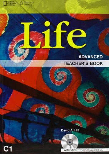 9781133315773: Life Advanced: Teacher's Book with Audio CD