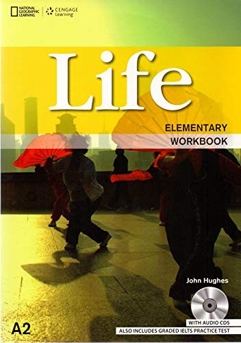9781133316039: Life Elementary: Workbook with Key and Audio CD