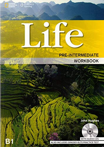 9781133316138: Life Pre-Intermediate Workbook