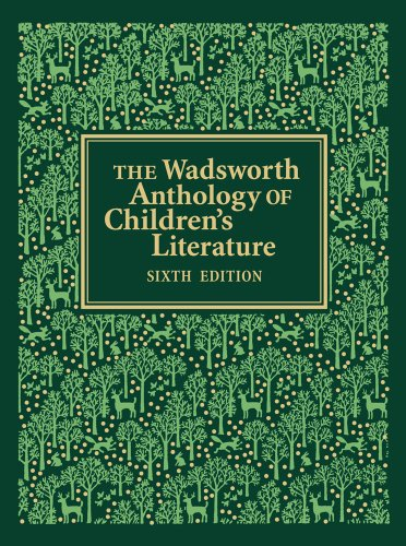 9781133316299: The Wadsworth Anthology of Children's Literature
