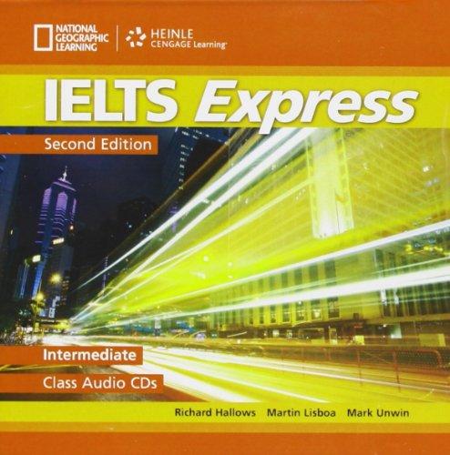 9781133316596: IELTS Express Intermediate Class Audio CDs