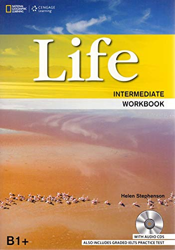 9781133316886: Life Intermediate: Workbook with Key and Audio CD