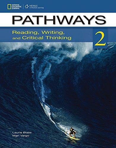 9781133317081: Pathways 2: Reading, Writing, & Critical Thinking