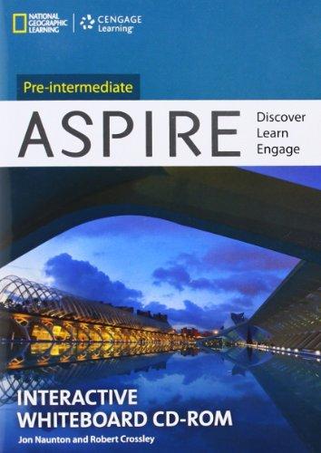 9781133319054: Aspire Pre-Intermediate: Interactive Whiteboard