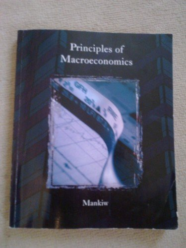Title: PRIN.OF MACROECONOMICS >CUSTOM: N. Gregory Mankiw