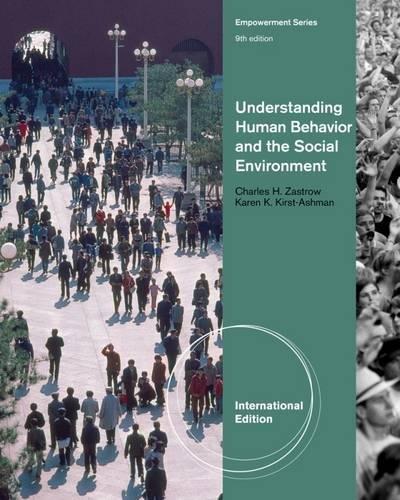 9781133354727: Understanding Human Behavior and the Social Environment, International Edition