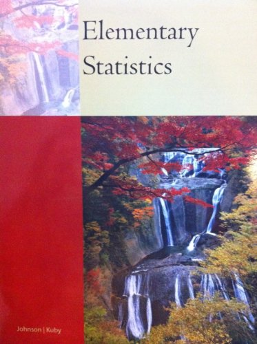 9781133355410: Elementary Statistics