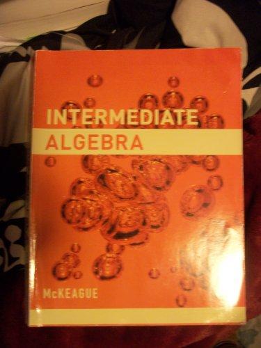 9781133357551: Intermediate Algebra
