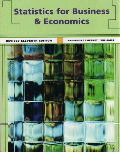 9781133358145: Statistics for Business & Economics