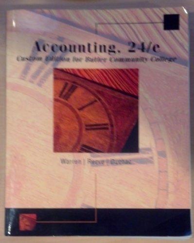 9781133358305: Accounting, 24/e, Butler CC