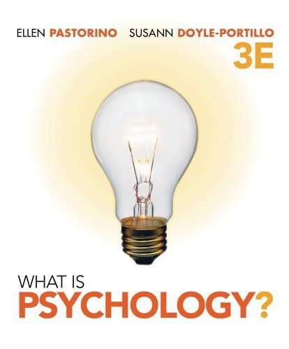 9781133360094: What is Psychology