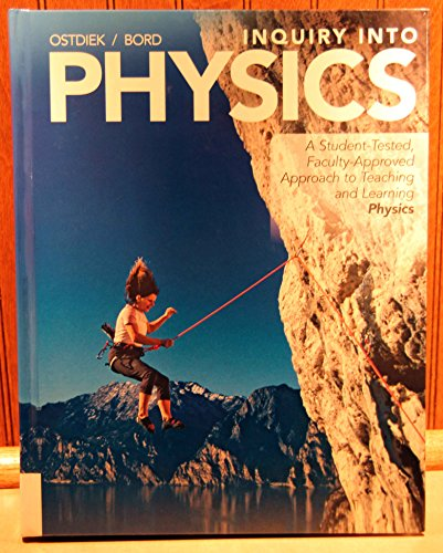 Inquiry Into Physics ISBN 1133364608